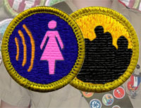 The Talking to Girls and Popular merit badges will no longer be available to Boy Scouts.