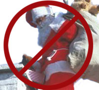 Congress has passed a number of new laws that will impact Santa Claus' ability to deliver free toys to children.