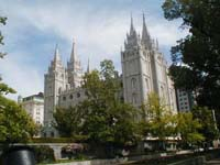 LDS leaders will meet later this month at the Mormon Temple located in Salt Lake.
