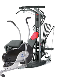 The new workout machine from Nautilus is designed to sit in a garage and collect dust.
