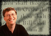Bill Gates buys Bible