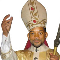 The Vatican confirmed that actor, musician Will Smith was nominated to replace John Paul II as Pope of the Catholic Church.